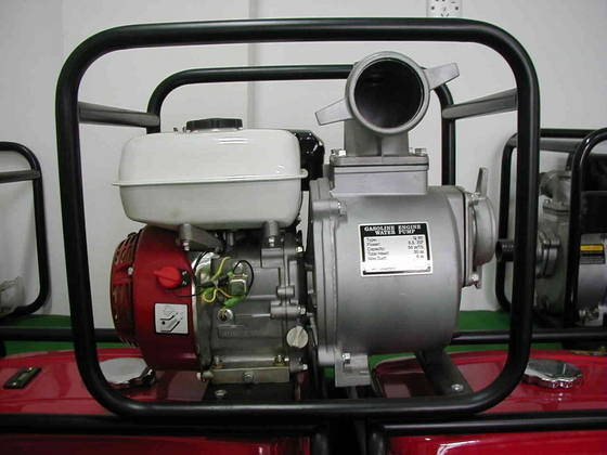 water pumps machine strategy