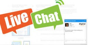 Web chat services